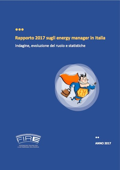 Rapporto energy manager FIRE 2017