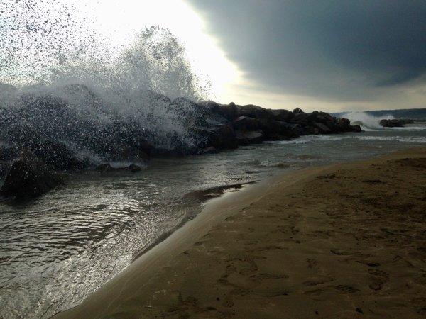 il mare incontra la terra (c) Dario Di Santo
