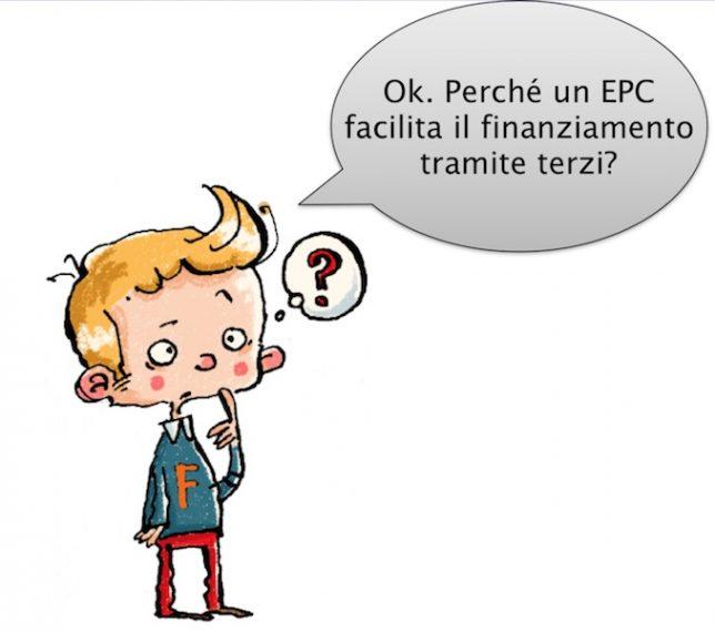 perché EPC facilita investimenti