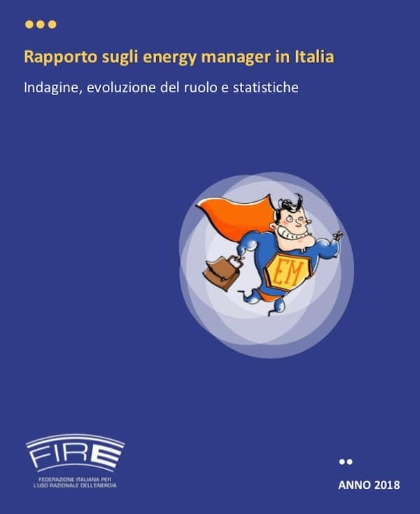 cover rapporto FIRE energy manager 2018