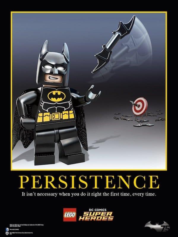 lego batman persistence