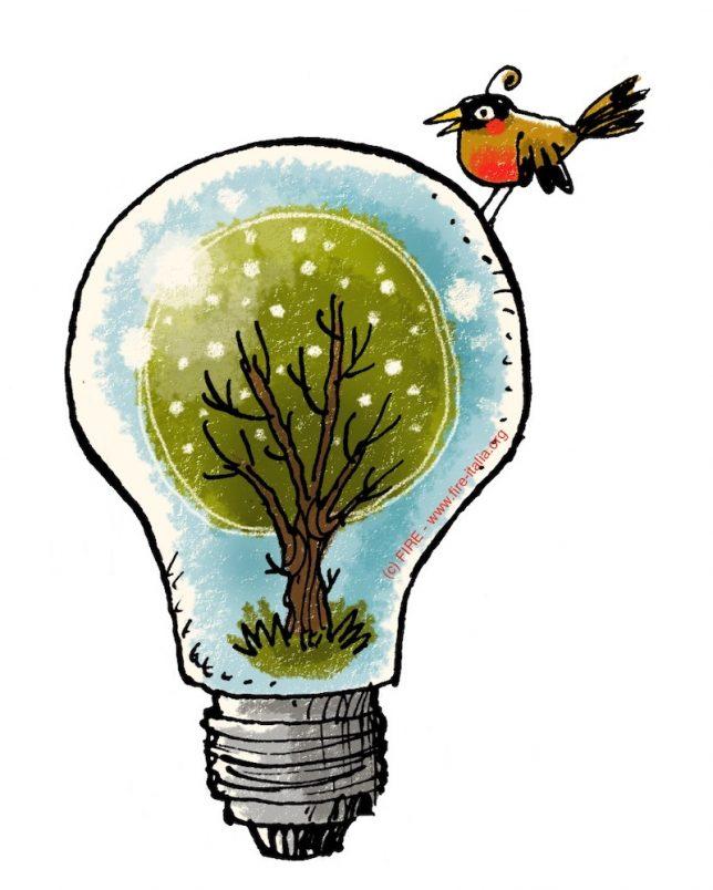FIRE decarbonizzazione e sostenibilità