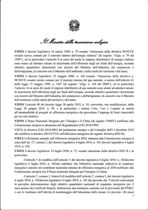 schema decreto tee